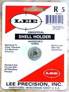LEE Universal Shell Holder R5 90522?>