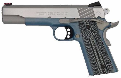 COLT 1911 COMPETITION 5″ STS/BT 45 ACP PISTOL?>