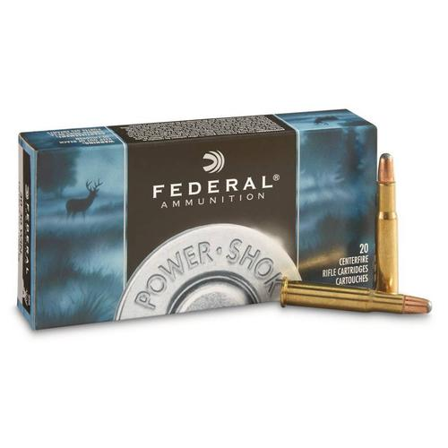 Federal Power-Shok 30-30 150 Gr. SP Box of 20?>