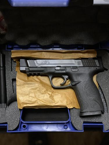 - Previously Enjoyed - Smith & Wesson M&P 45?>