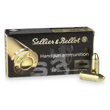 Sellier & Bellot 9mm Luger 115 Grain FMJ Box of 50?>