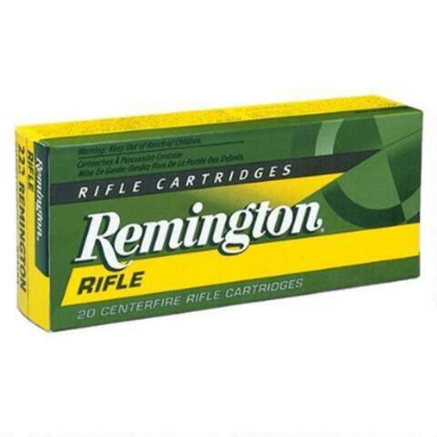 Remington Express 223 Remington 55 Grain Pointed Soft Point Box of 20?>