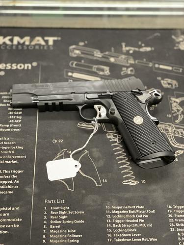 - Previously Enjoyed - Sig Sauer 1911?>