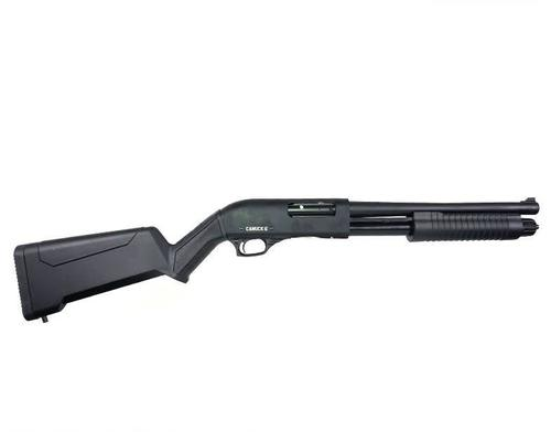 "Canuck Regulator/Defender Pump Shotgun Combo, Synthetic - 12GA, 2-3/4"" or 3"", 14"" Barrel, 5 Shot?>"