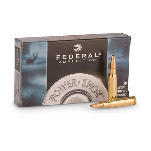 Federal Power-Shok 308 Winchester 150 Grain Soft Point Box of 20?>