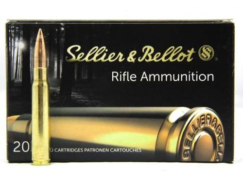 Sellier & Bellot  8x57, 196gr, FMJ, Box of 20?>