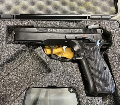 - Previously Enjoyed - CZ75 SP01?>
