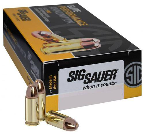 Sig Sauer Elite Performance 40 S&W 180 gr. FMJ Box of 50?>
