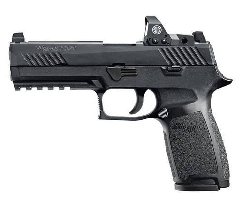 Sig Sauer P320 RX FULL-SIZE 9MM WITH ROMEO1 OPTIC?>