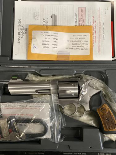 - Previously Enjoyed - Ruger SP01?>