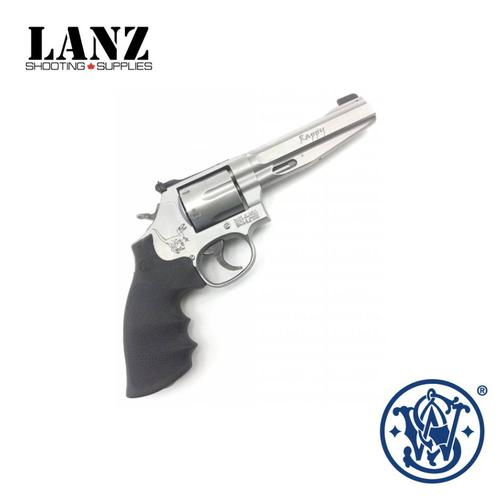 "Smith & Wesson Model 686 ""Raptor/Rappy"" Revolver, .357 Magnum, 5"" Barrel, 6 Rounds, Stainless?>"
