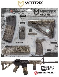Matrix Diversified Ind Magpul Carbine Accessory Kit MAGMIL40-GH?>