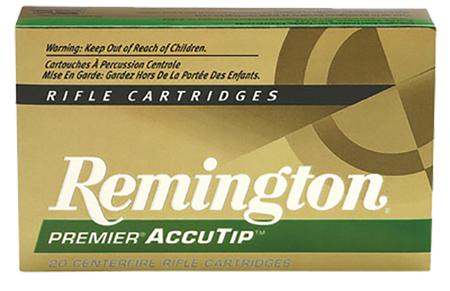 Remington Ammunition Premier Accutip-V PRA221FB?>