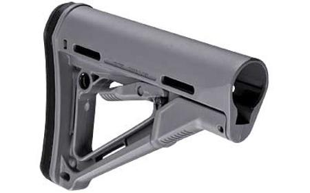 Magpul CTR- Compact/Type Restricted MAG310-GRY?>