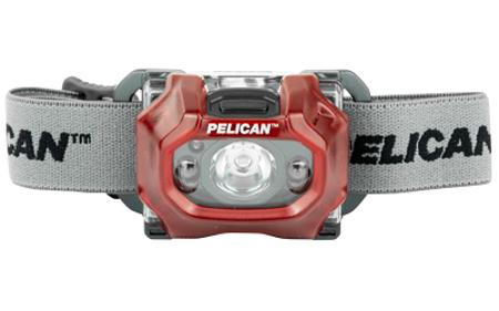 Pelican PELICAN 2760C HEAD LIGHT RED LED?>
