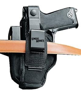 Uncle Mikes Sidekick Hip Holster with Belt Clip 7002-0?>