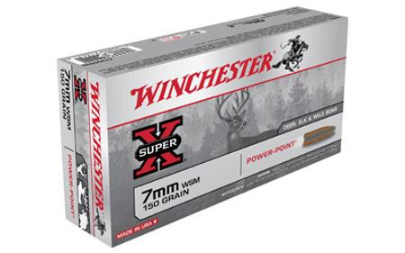 Winchester Repeating Arms Super-X Centerfire Rifle X7MMWSM?>