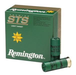 Remington Ammunition Premier Target Load STS209?>