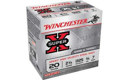 Winchester Repeating Arms Xpert WE20GT7?>