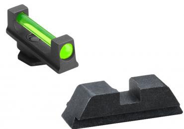 Ameriglo          	Ameriglo Green Target Fiber Combination Set for Glock®?>