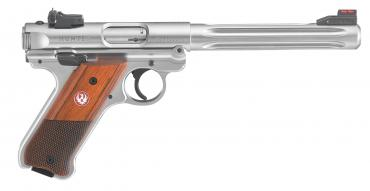 "Ruger          	Mark IV™ Hunter 6.8"" .22LR?>"
