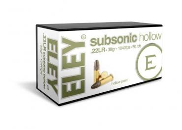Eley          	Subsonic Hollow (500)?>
