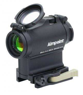 Aimpoint          	Aimpoint® Micro H-2, 39mm Spacer & LRP Mount 2MOA?>