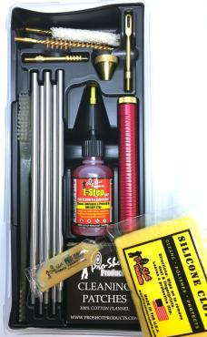 Pro-Shot          	.30 Cal. / 7.62mm Rifle Cleaning Kit?>