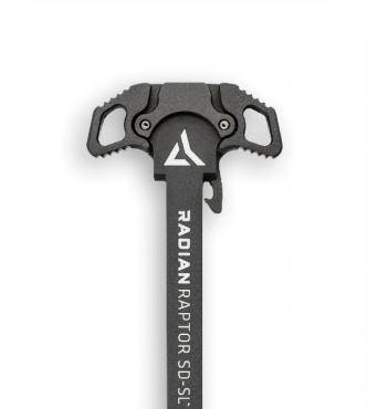 Radian Weapons          	Raptor-SD-SL Ambidextrous Charging Handle AR15?>
