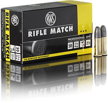 RWS          	RWS Rifle Match .22LR?>