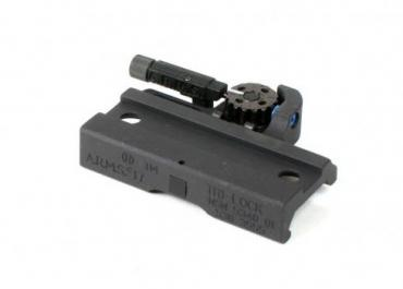 A.R.M.S., Inc          	A.R.M.S.® #17® MK-II® Single Lever Tri-Lock Mount?>