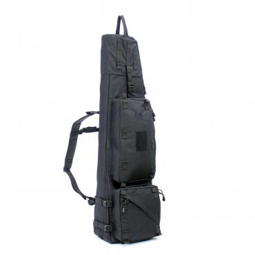 AIM Field Sports          	AIM FSX-42 Reverse Folding Stock Tactical Drag Bag?>