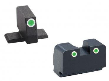 Ameriglo          	Ameriglo Tritium Suppressor/Optic Height Set for SIG®?>