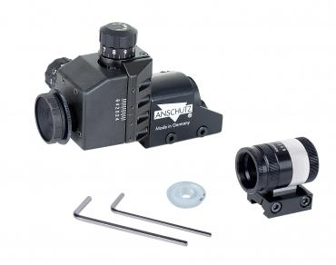 Anschutz          	7020L/20 Sight Set Complete LEFT?>