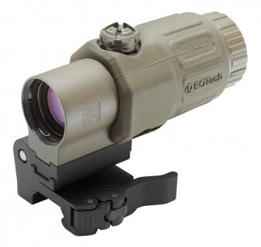 Eotech          	G33™ 3 Power Magnifier- Tan?>