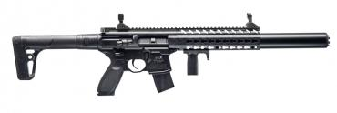 Sig Sauer          	Sig MCX Air Rifle, Black .177?>