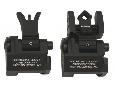 Troy Industries          	Troy Medium Flip-Up BattleSight Set M4-Style Front, Dioptic Rear?>
