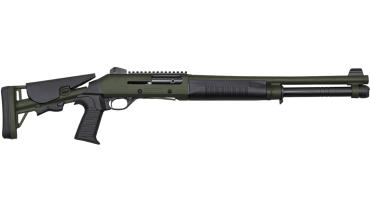 "Canuck          	Canuck Operator 12 Gauge 3"" 18.6"" Barrel Semi Auto Shotgun - OD Green?>"