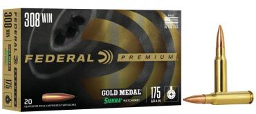 Federal          	Federal Gold Medal Sierra Match King 308win 175gr BTHP?>