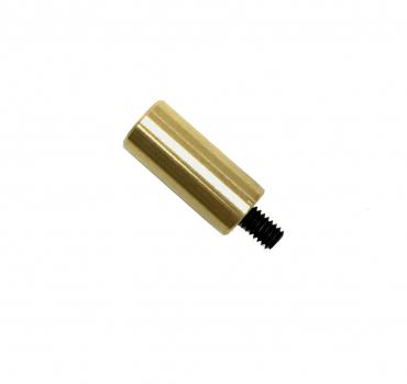 Pro-Shot          	Adaptor 8/32 Male to 10/32 Female Thread?>