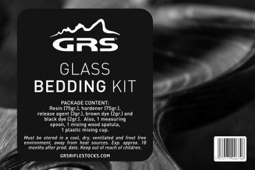 GRS          	GRS Glass Bedding Kit 75gr?>
