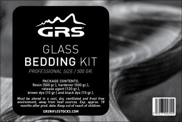 GRS          	GRS Glass Bedding Kit 500gr?>