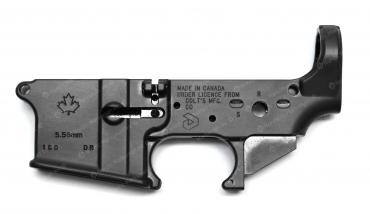 Colt Canada          	Stripped Lower Receiver?>