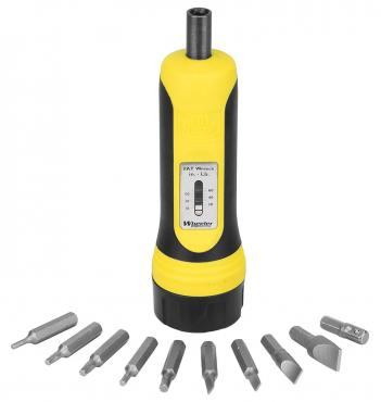 Wheeler Engineering          	F.A.T. Torque Wrench® With 10 Bit Set?>