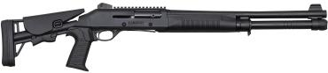 "Canuck          	Canuck Operator 12 Gauge 3"" 18.6"" Barrel Semi Auto Shotgun - Black?>"