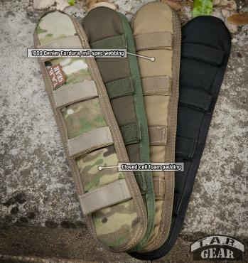 TAB Gear          	TAB Padded Shoulder Pad?>