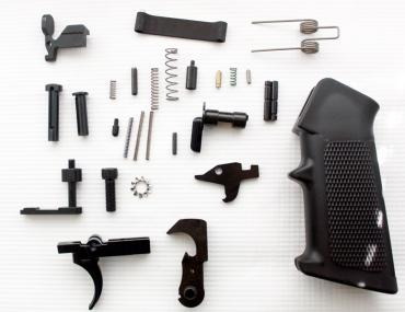 Anderson Manufacturing          	Complete Lower Parts Kit?>