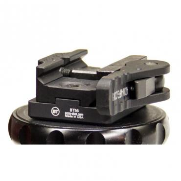 BT Accu-Shot          	BT56-L Tripod QR Picatinny rail Mount?>