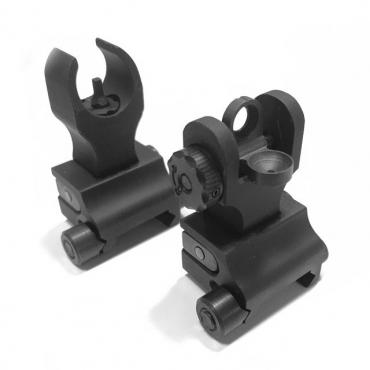 Samson          	Manual Folding Sights - Front (HK) & Rear (A2)?>