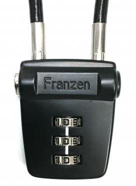 Franzen          	Combination Cable Lock?>